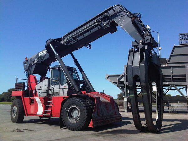 Preowned Container Handling Equipment