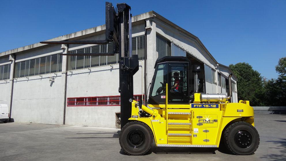 FTF15-12 General Cargo Forklift
