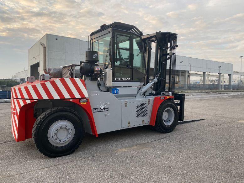 FTF16-12 General Cargo Forklift
