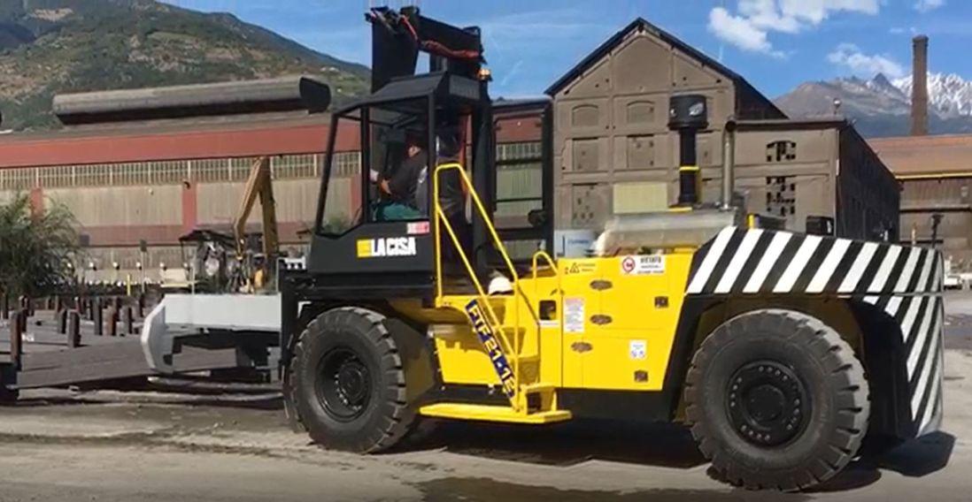 FTF25-9 General Cargo Forklift