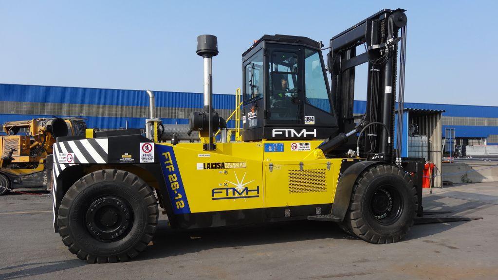 FTF26-12 General Cargo Forklift