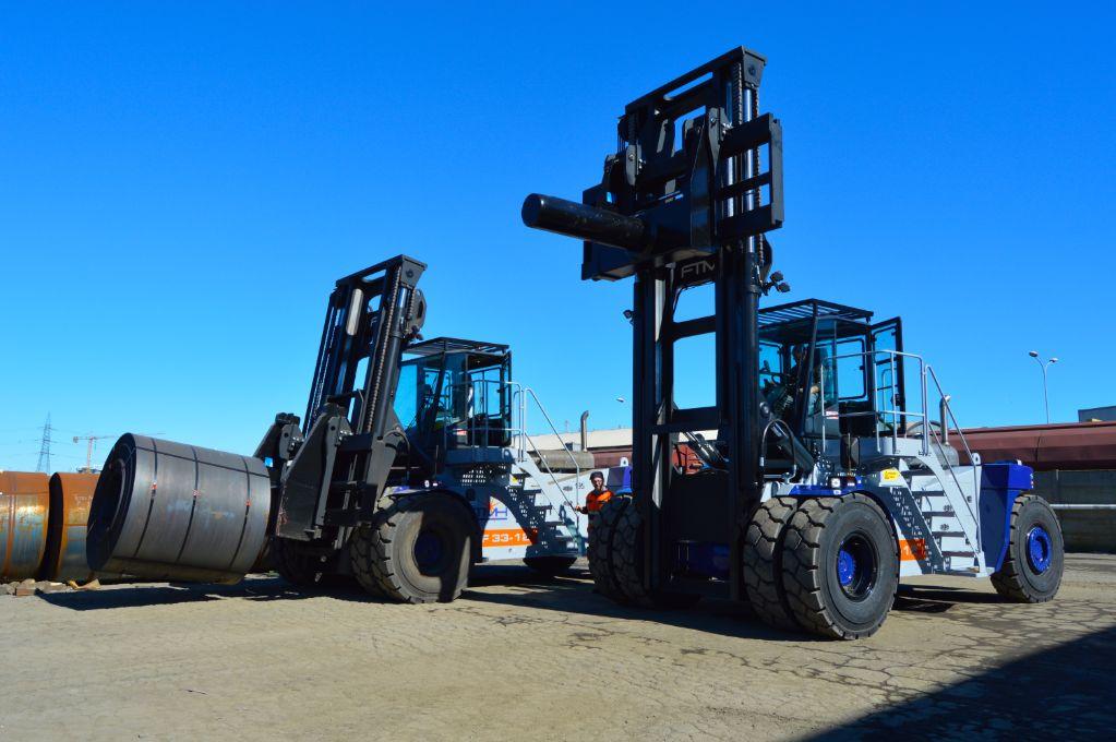 FTF33-12 General Cargo Forklift