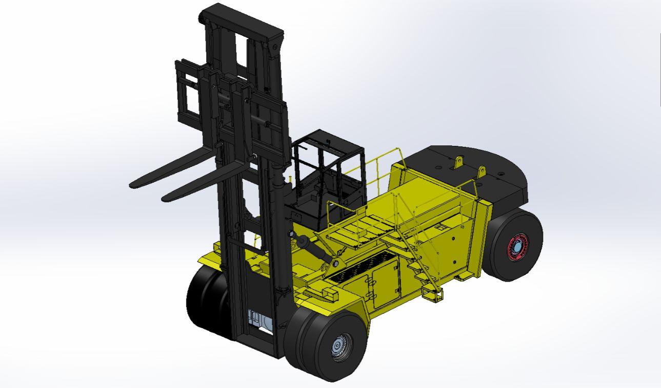 FTF52-12 General Cargo Forklift
