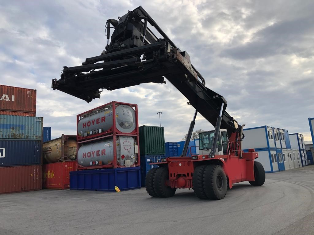 Foto Quote   Heavy Duty Forklifts   Container Handling Equipment